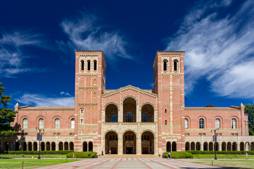 The Final Code Guest Lecturing at UCLA Royce Hall